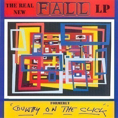 The Fall - The Real New Fall LP Formerly