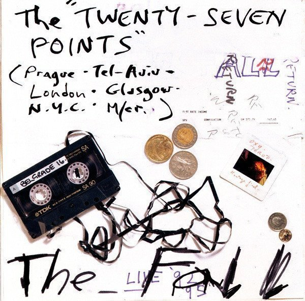 The Fall - The Twenty Seven Points