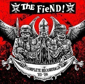 The Fiend - Complete Recordings 83-87