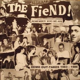 The Fiend - Demo Out-takes 1983 - 1986