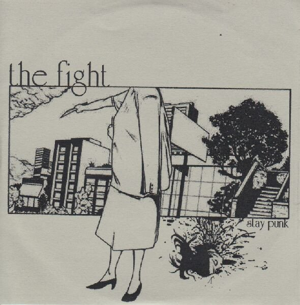 The Fight - Stay Punk