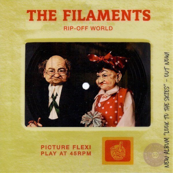 The Filaments - Rip-off World