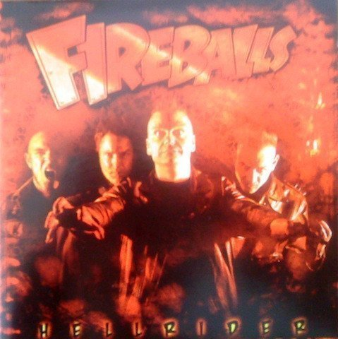 The Fireballs - Hellrider