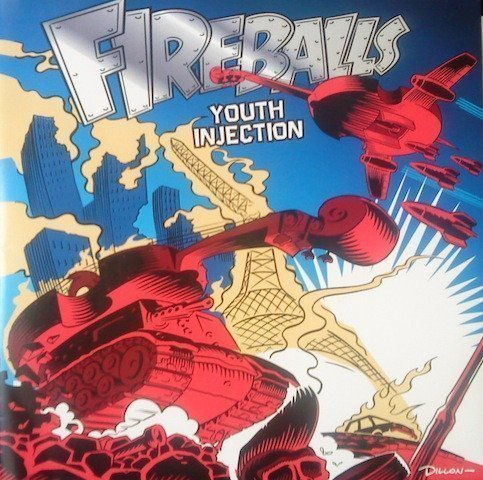 The Fireballs - Youth Injection