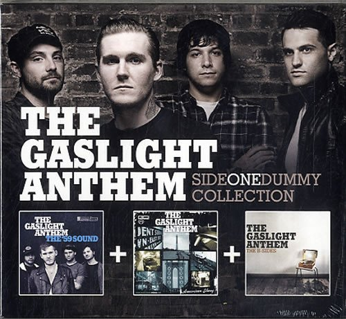 The Gaslight Anthem - SideOneDummy Collection