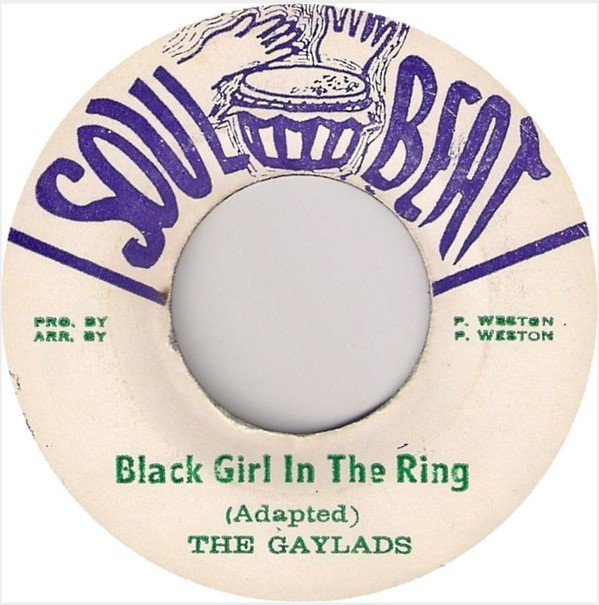 The Gaylads - Black Girl In The Ring