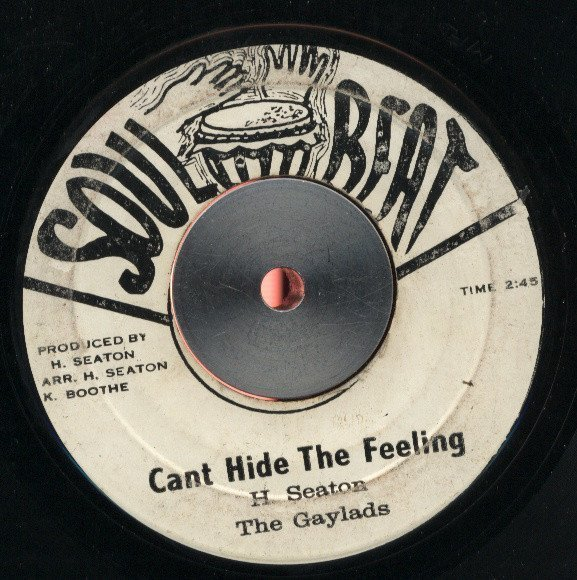 The Gaylads - Cant Hide The Feeling