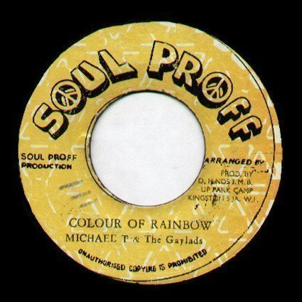 The Gaylads - Colour Of Rainbow