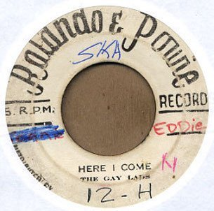 The Gaylads - Here I Come / Iron Bar
