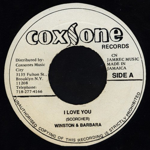 The Gaylads - I Love You / Red Rose