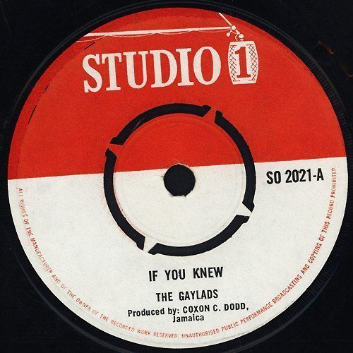 The Gaylads - If You Knew
