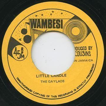 The Gaylads - Little Candle