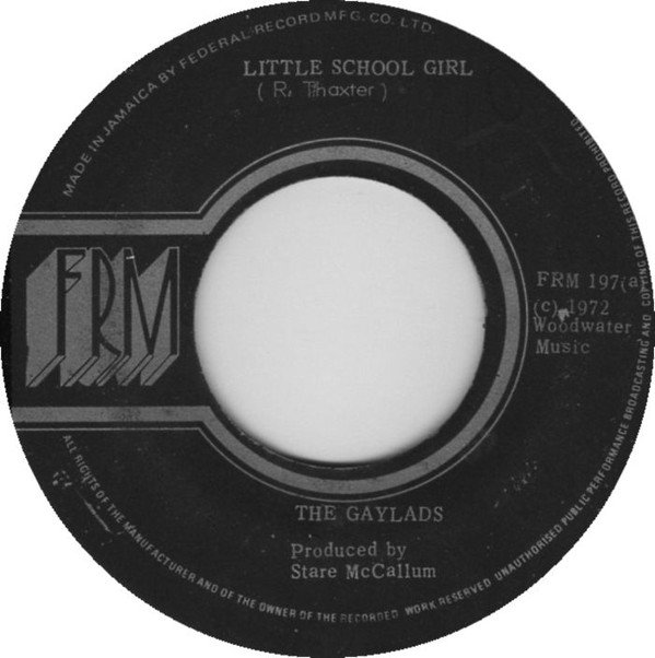 The Gaylads - Little School Girl
