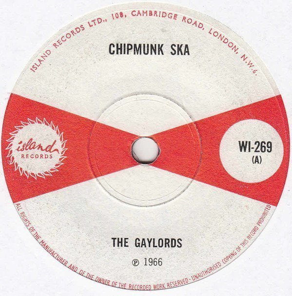 The Gaylads - Out Of My Mind