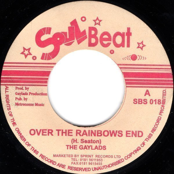 The Gaylads - Over The Rainbows End / We Three Kings