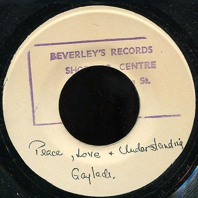 The Gaylads - Peace, Love & Understanding