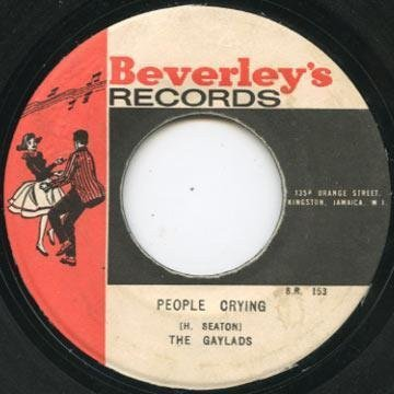 The Gaylads - People Crying / People Crying (Version)