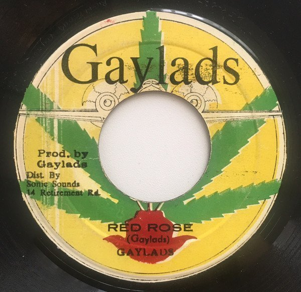 The Gaylads - Red Rose