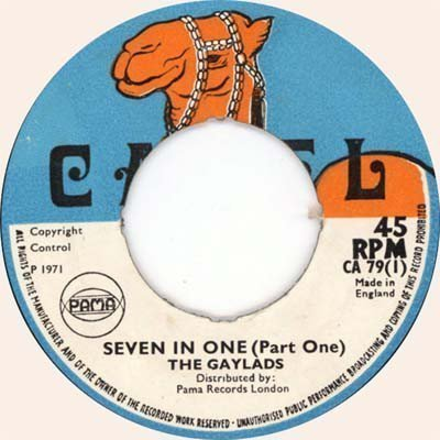 The Gaylads - Seven In One