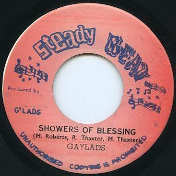 The Gaylads - Showers Of Blessing