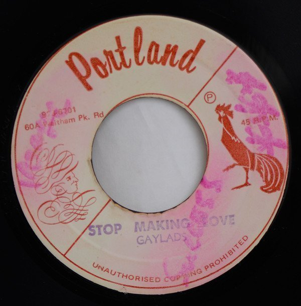 The Gaylads - Stop Making Love / Portland Rock Pt. 4