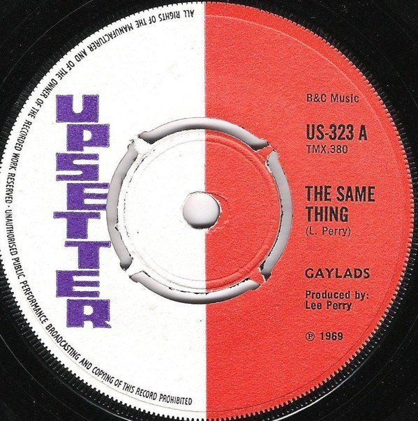 The Gaylads - The Same Thing