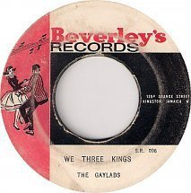 The Gaylads - We Three Kings / Moon Glow