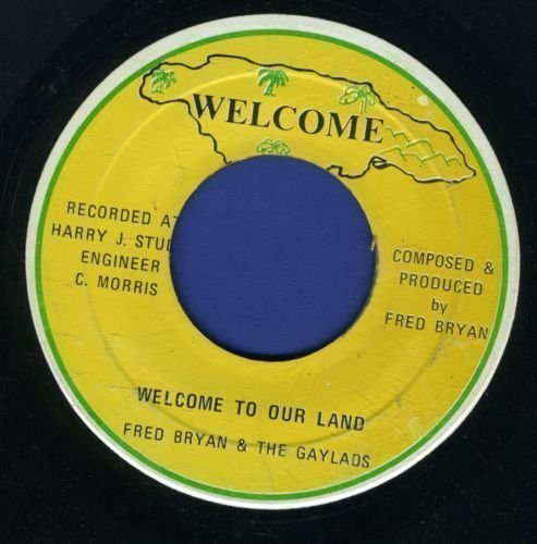 The Gaylads - Welcome To Our Land