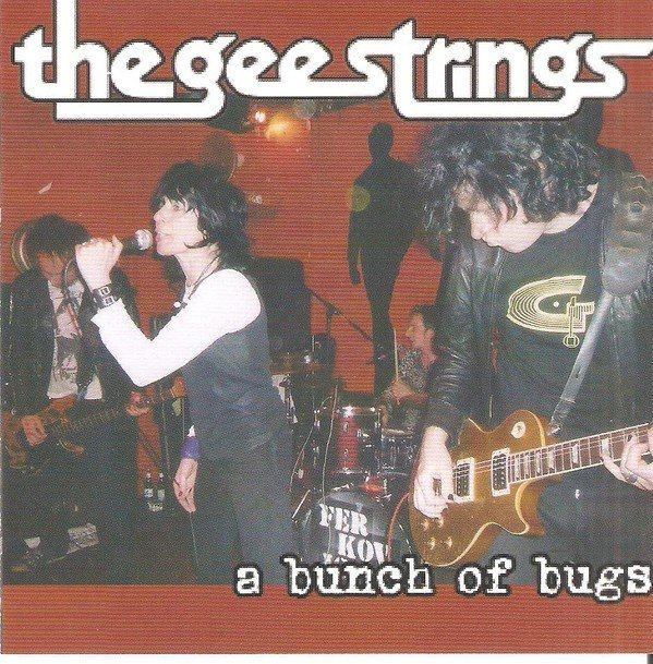 The Gee Strings - A Bunch Of Bugs