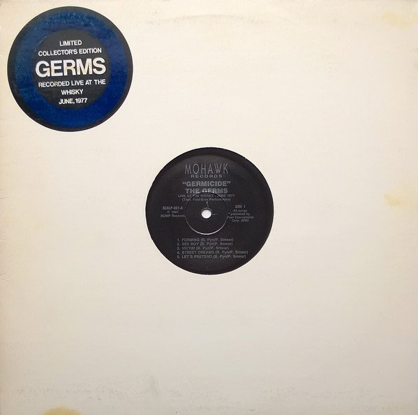 The Germs - Germicide
