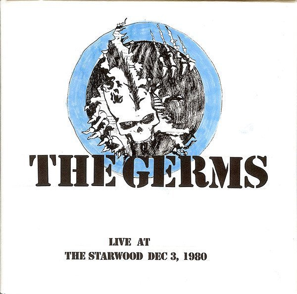 The Germs - Live At The Starwood Dec 3, 1980