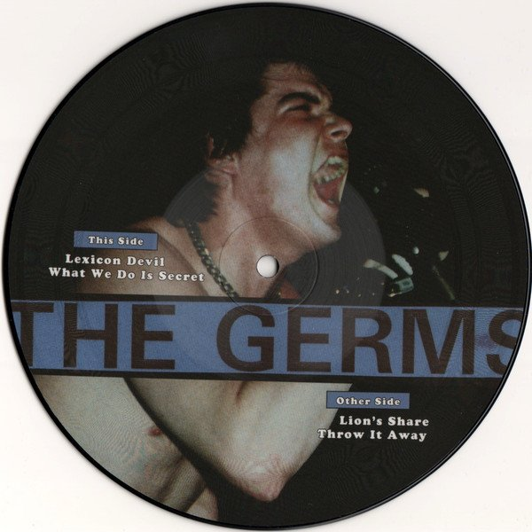 The Germs - The Germs