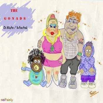 The Gonads - Oi! Mate