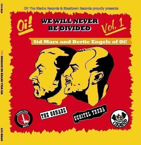 The Gonads - We Will Never Be Divided Vol. 1