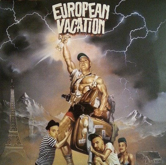 The Griswalds - European Vacation