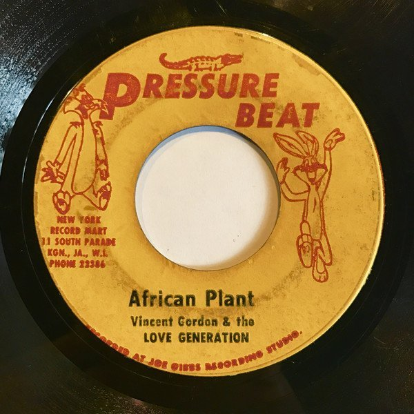 The Heptones - African Plant / George Headley Medley