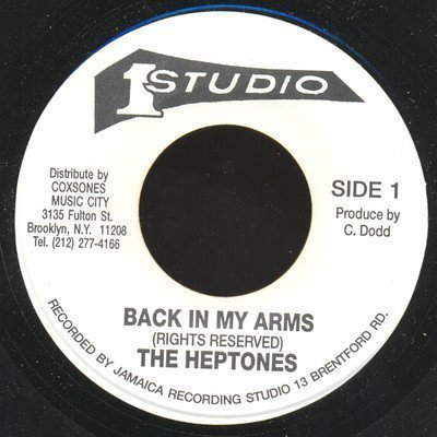 The Heptones - Back In My Arms