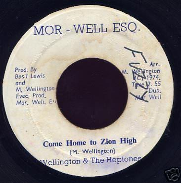 The Heptones - Come Home To Zion High