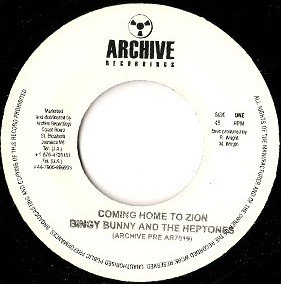 The Heptones - Coming Home To Zion