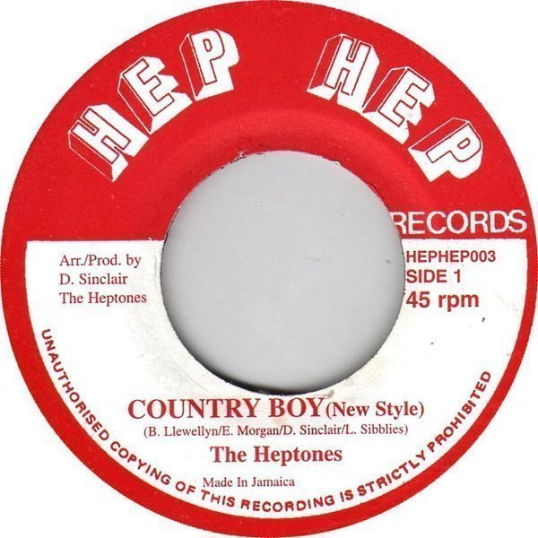 The Heptones - Country Boy (New Style)