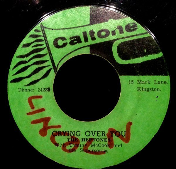 The Heptones - Crying Over You / Do-It-To-Me Baby