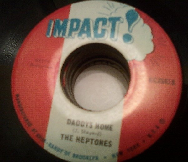 The Heptones - Daddy