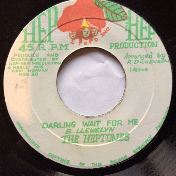 The Heptones - Darling Wait For Me