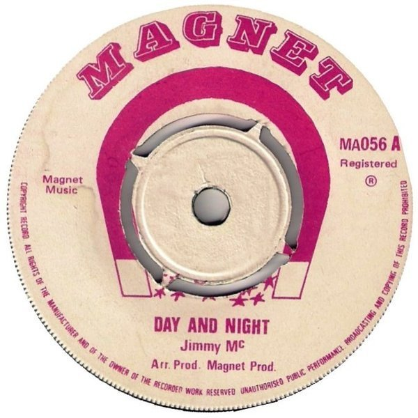 The Heptones - Day And Night / Crackling Rosie