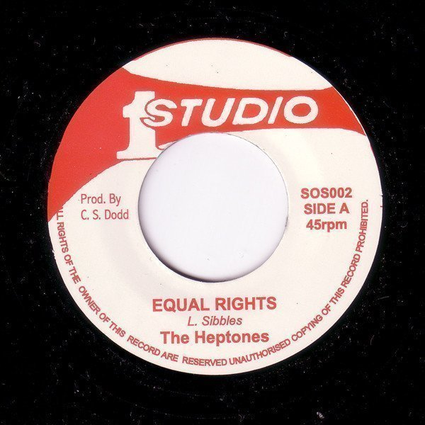The Heptones - Equal Rights / Party Time