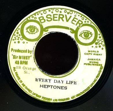 The Heptones - Every Day Life