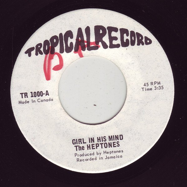 The Heptones - Girl In His Mind / You Don