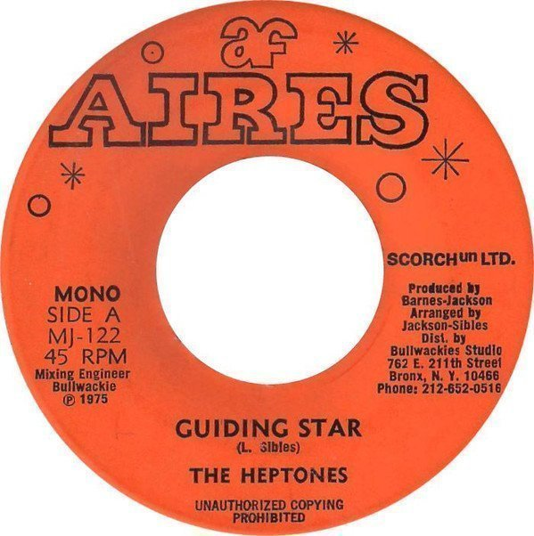 The Heptones - Guiding Star / Give Give Love