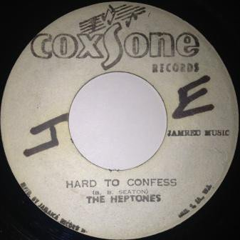 The Heptones - Hard To Confess