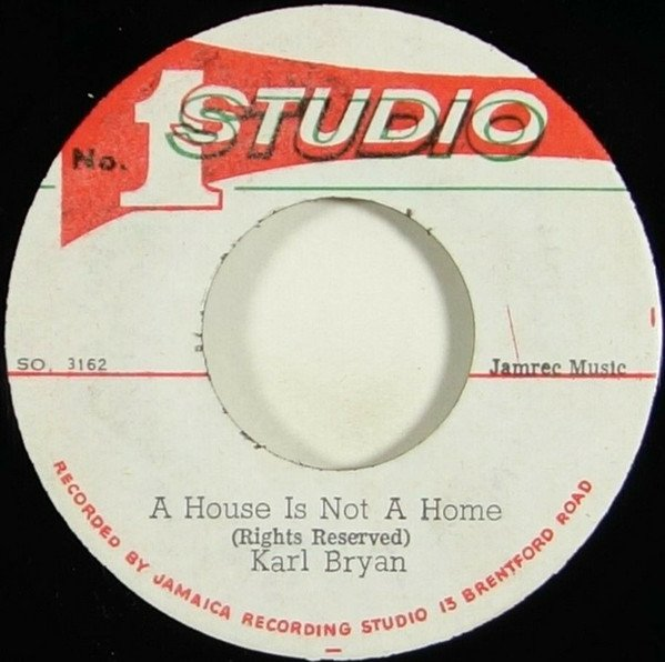 The Heptones - House Is Not A Home / Young Generation